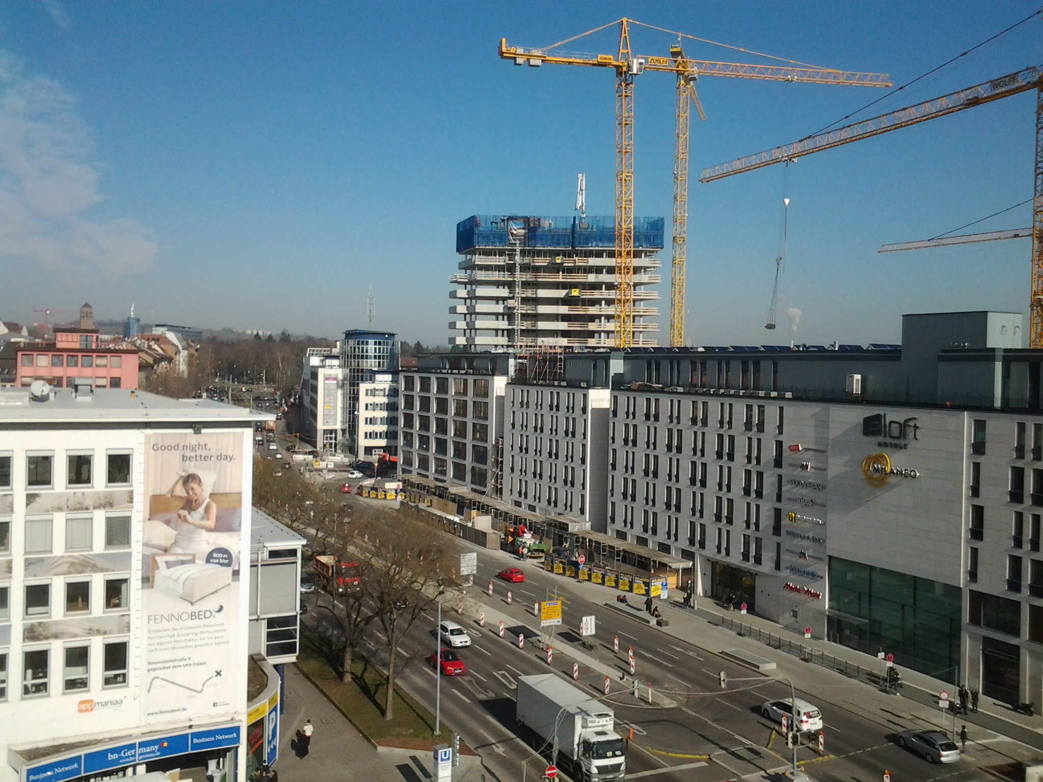 Fennobed Stuttgart neubau europaviertel stuttgart joachim nitsche